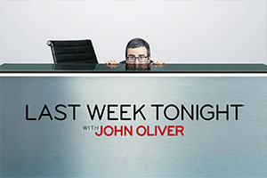 Last Week Tonight con John Oliver